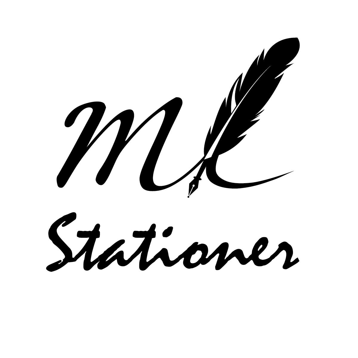 ML Stationer Logo